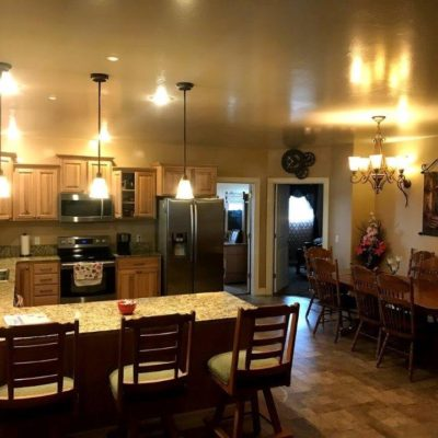Cottonwood Idaho Country Home, Shop, Acreage  For Sale